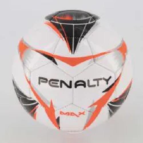 Mini Bola Penalty T50 Max X Branca e Preta