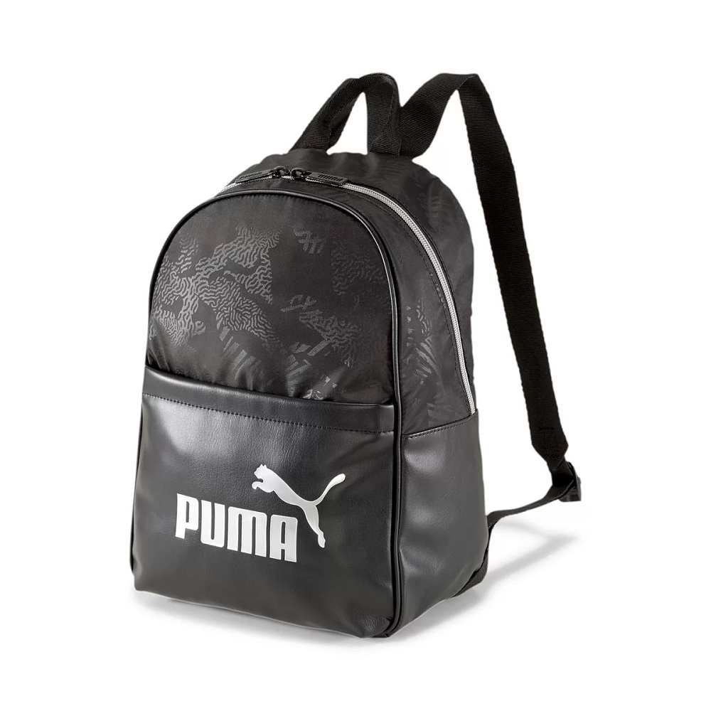 Mini Mochila Puma core up - preta