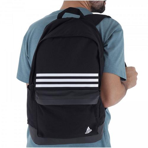 Mochila Adidas classic bp 3s pock - Preto