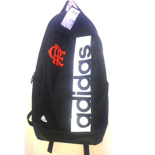 Mochila Flamengo Line Per BP  Original -  Adidas  - Preto / Unisex