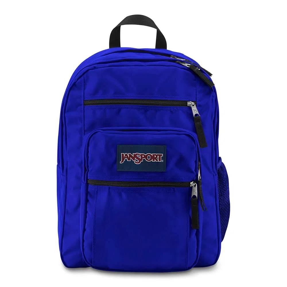 Mochila JanSport Big Student Regal Blue - 34L