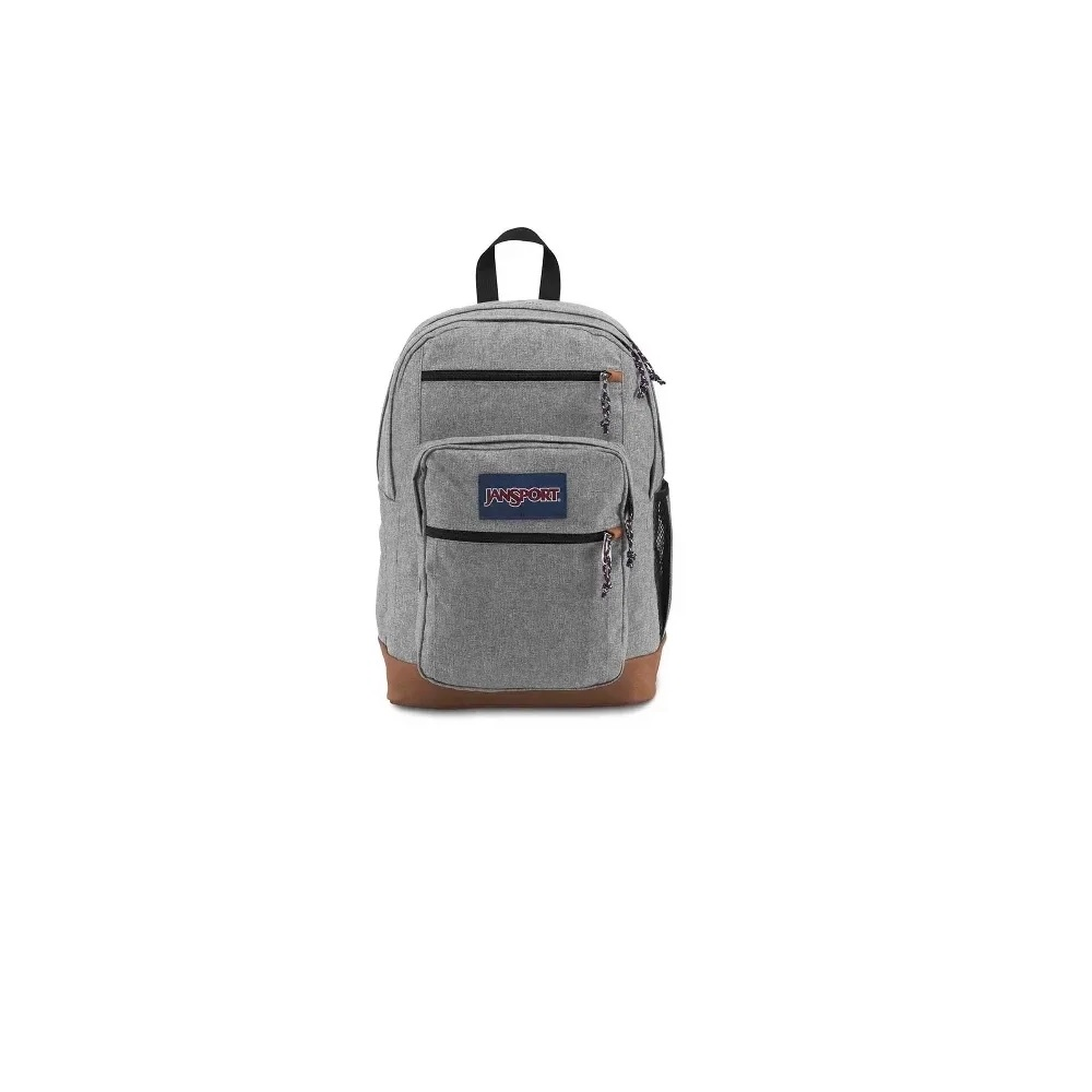 Mochila Jansport Cool Student - Grey Letterman Poly - 34L