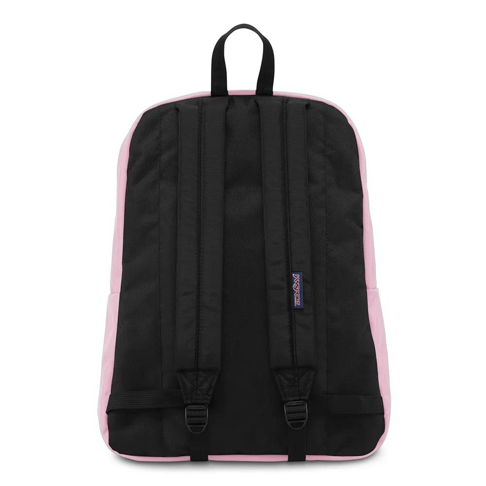 Mochila JanSport Superbreak - Pink Mist - 25L
