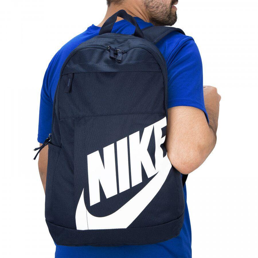 Mochila Nike Elemental Marinho 21L