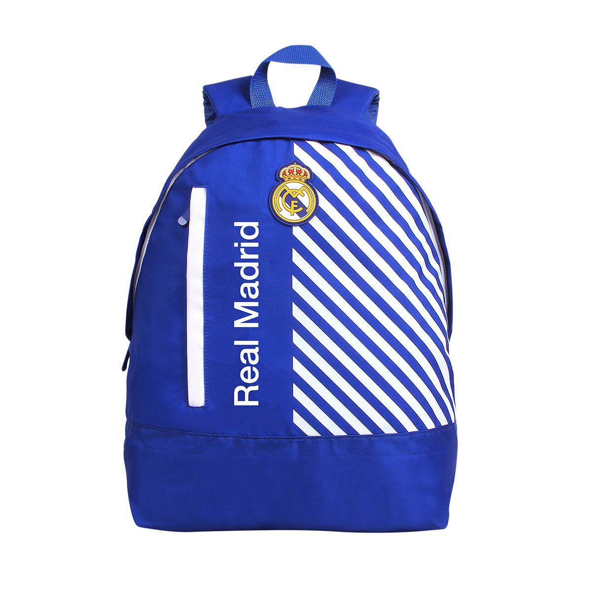 Mochila Real Madrid Original - Licenciado