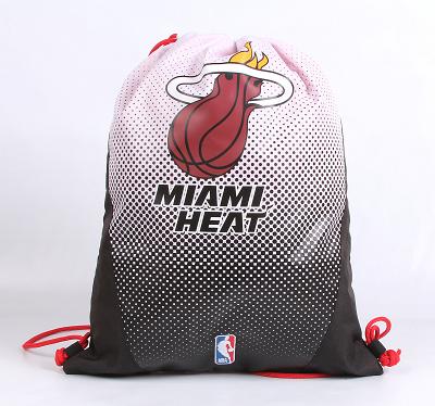 Mochila Saco Miami Heat - Original - Licenciado