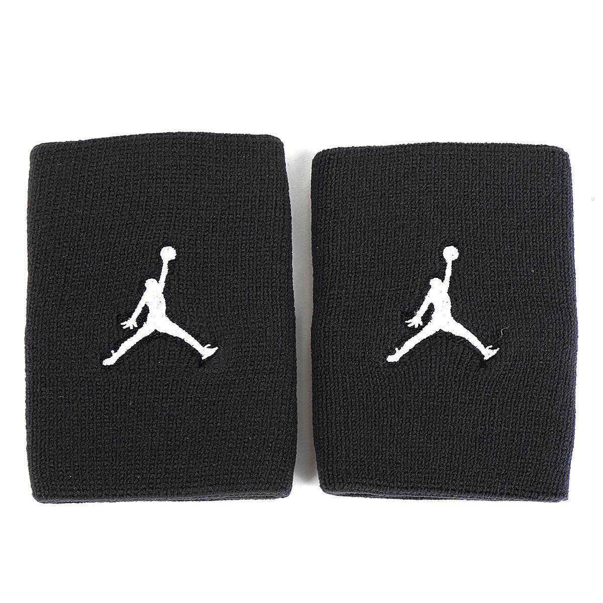 Munhequeira Nike Jordan Jumpman Doublewide - Preto