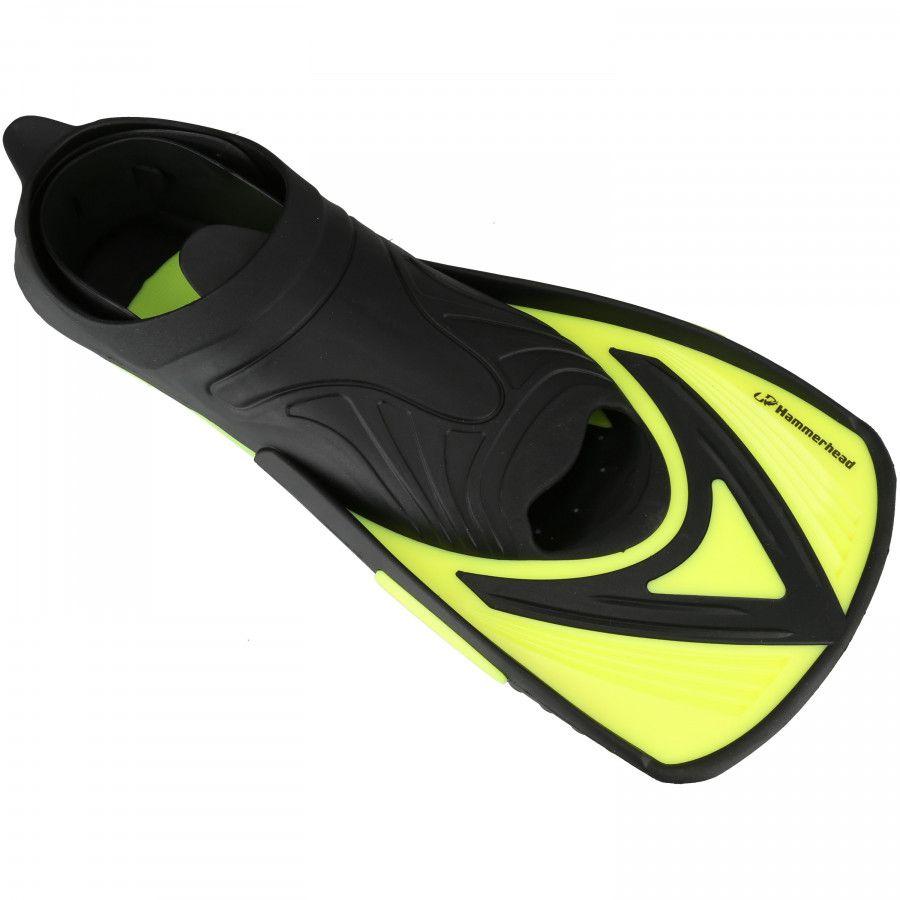 Nadadeira Hammerhead Aqua Fins - Preto