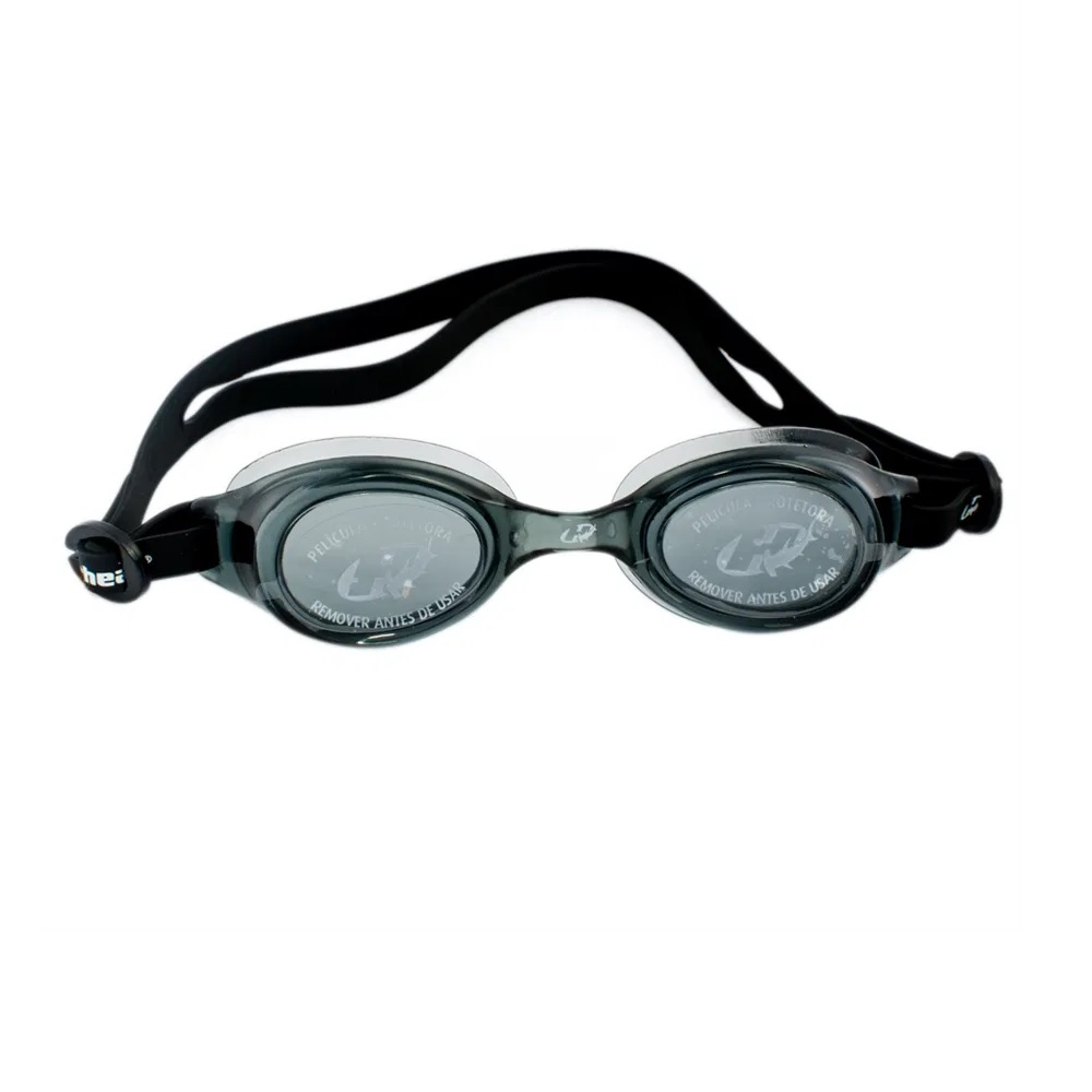 Óculos de Natação Hammerhead Sprinter - Fitness - preto/fumê