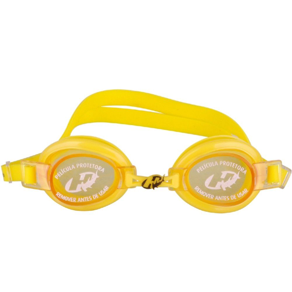Óculos Hammerhead F. Scherer Focus Junior 2.0 - Amarelo - Titanes Esportes f7bc81efd6
