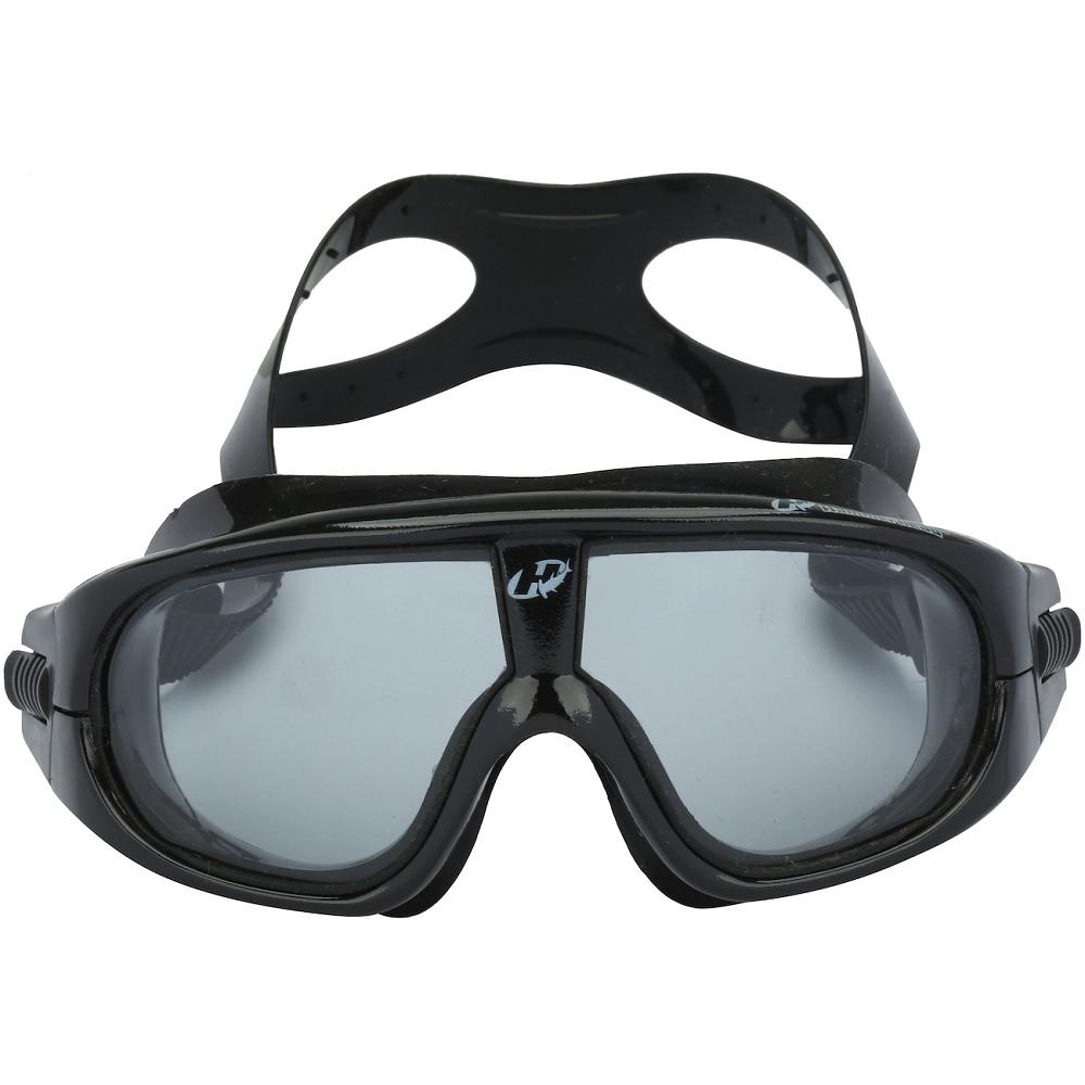 Óculos Natação Hammerhead Extreme Triathlon - Fumê/Preto