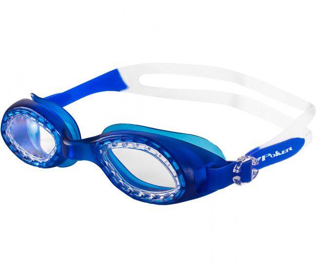 Óculos Natação Poker Brisk - Azul