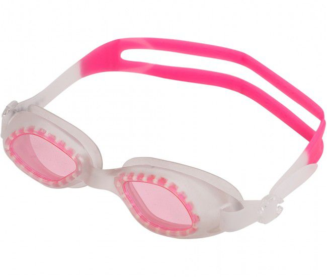 Óculos Natação Poker Brisk Extra - Rosa