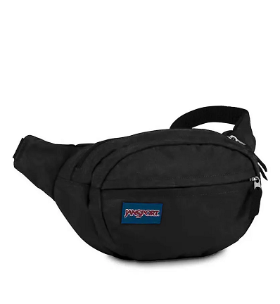 Pochete JanSport Fifth Avenue - Preta