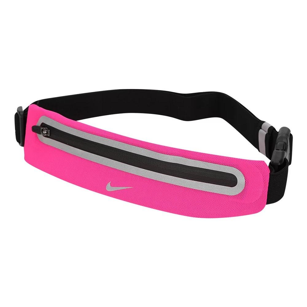 Pochete Nike Running Lean Waistpack - Rosa