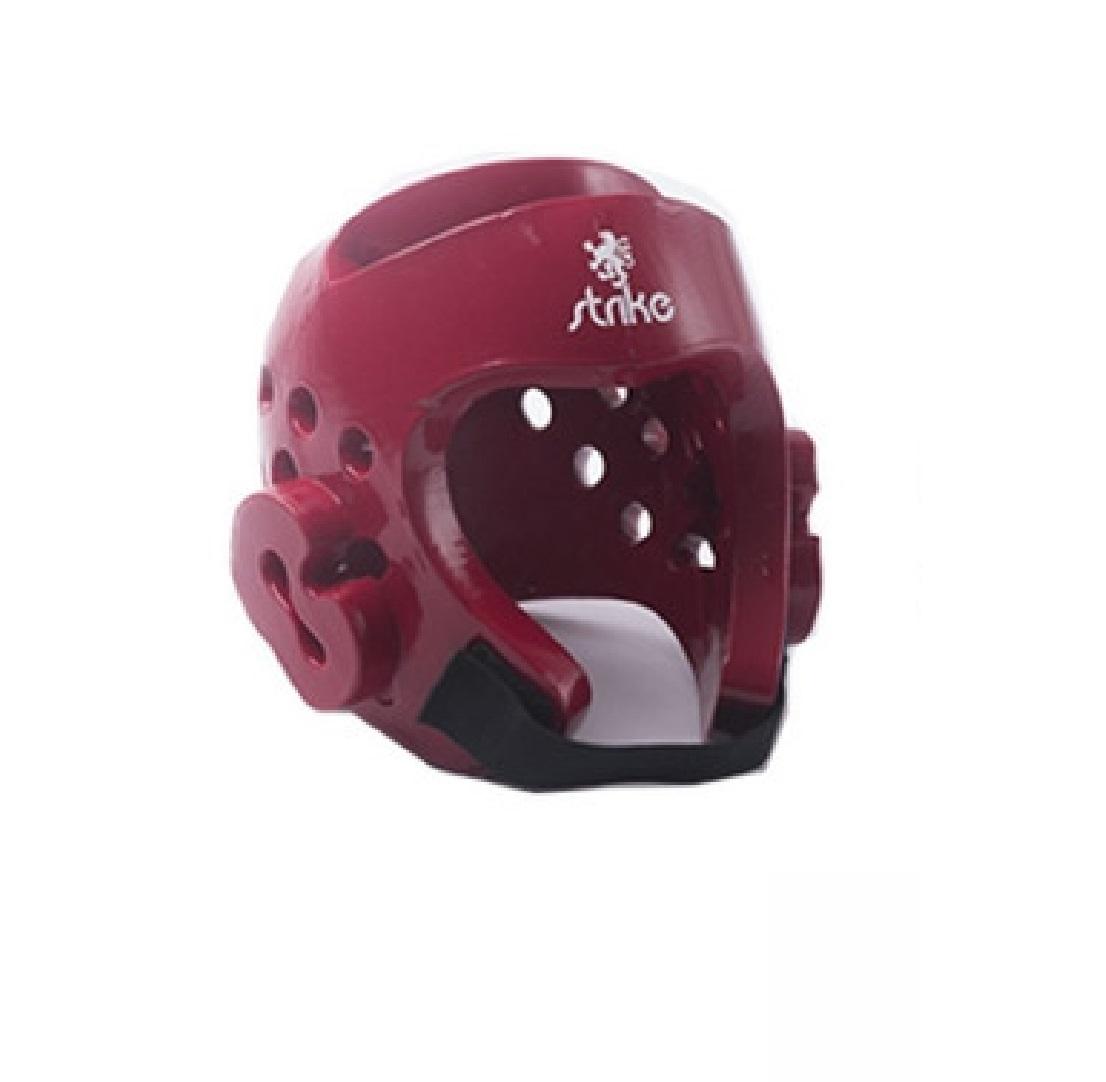 Protetor de Cabeça Strike Ultimate Vermelho
