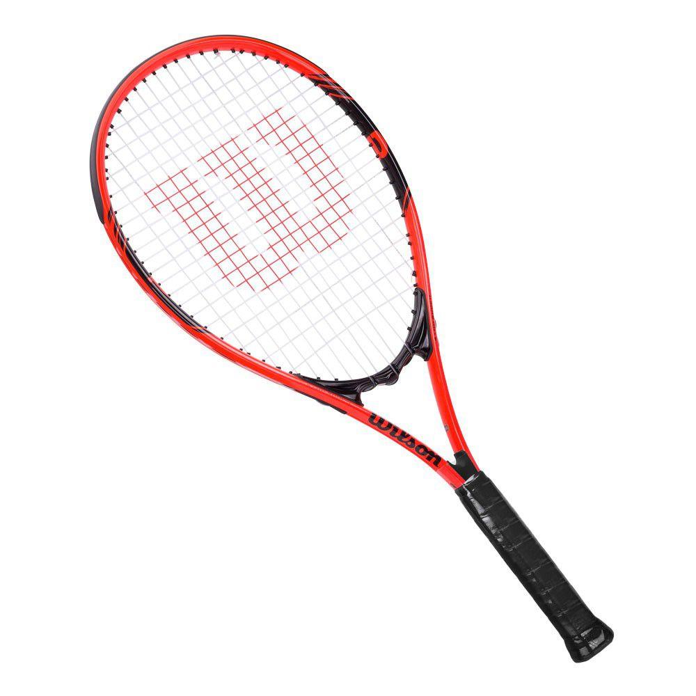 9c7b3b2bf Raquete de Tênis Wilson Federer - Vermelho - Titanes Esportes