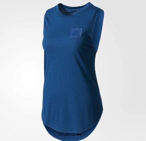 Regata Adidas SP ID TEE Feminina - Azul