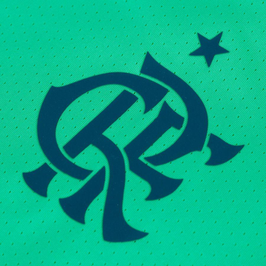 Regata Flamengo 20/21 Treino Adidas Masculina - Verde