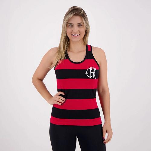 Regata Flamengo Feminina Flatri - Braziline