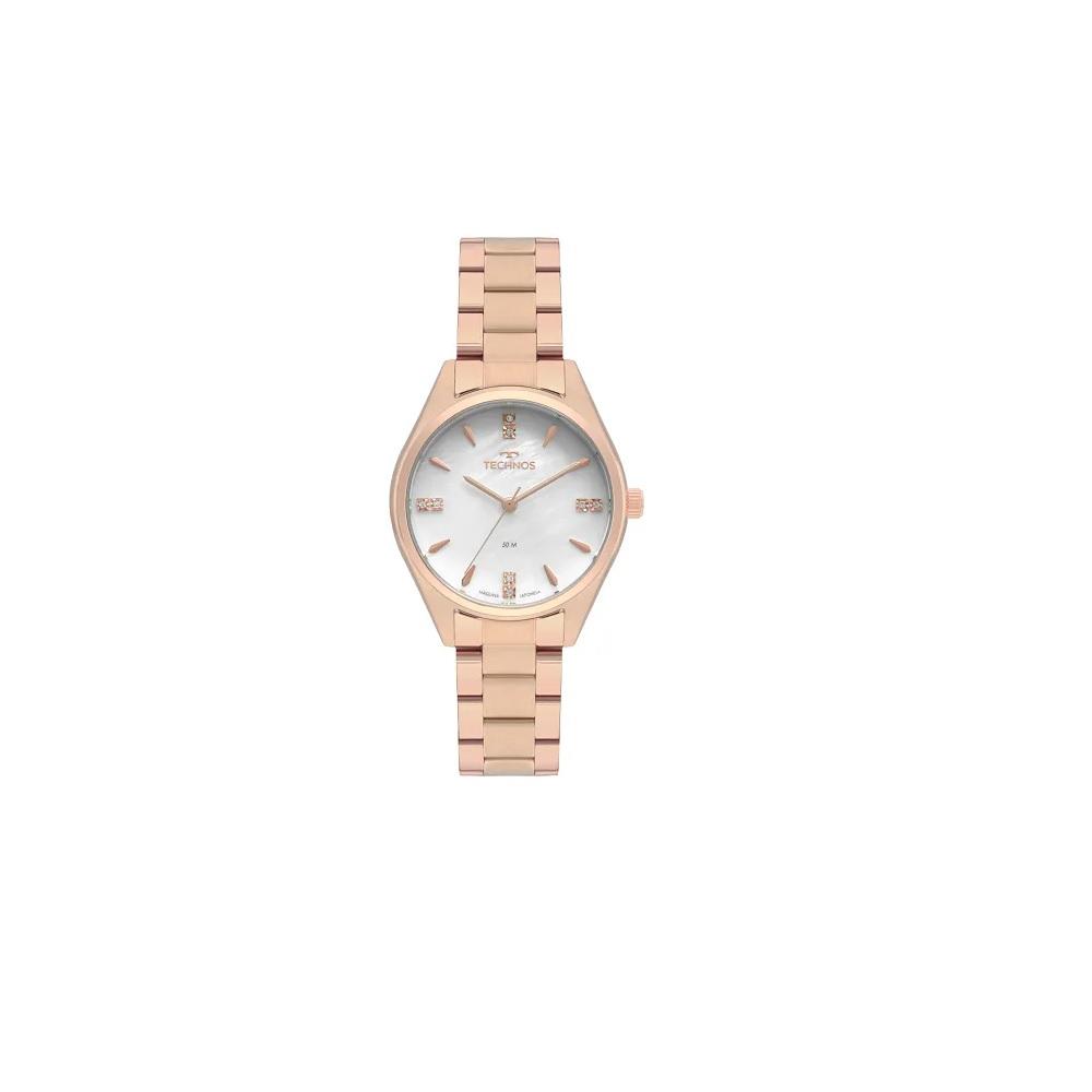 Relógio Technos Rose Elegance 2036MKT/4B