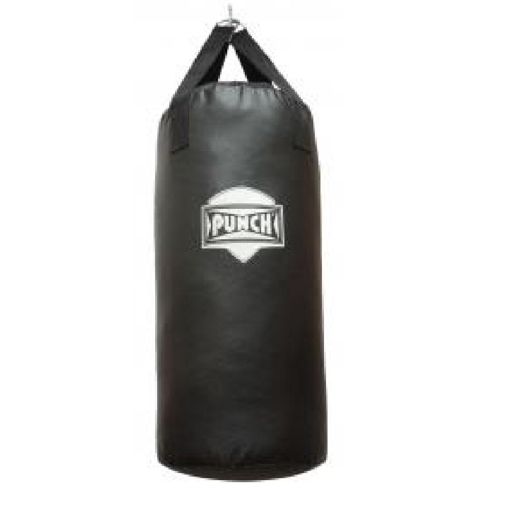 Saco de Pancada Home Com Fita Preta 0,90cm - Punch