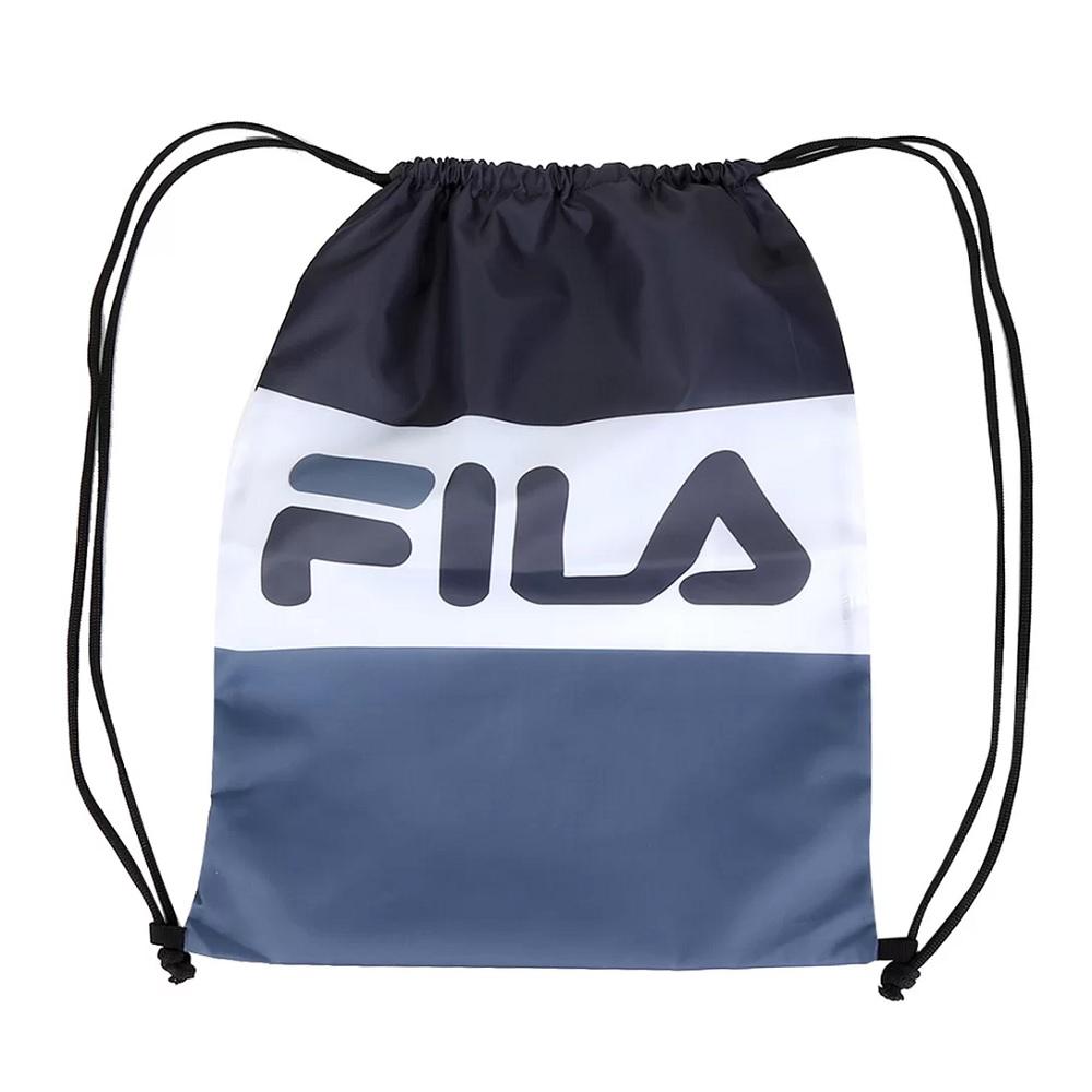 Saco Fila Gym Flag - Cinza
