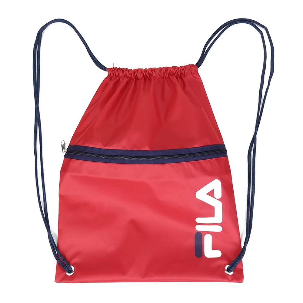 Saco Fila Gym gymsack easy - vermelho