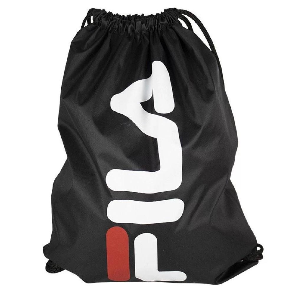 Sacola Fila Gym Sack  Lifestyle - Preto