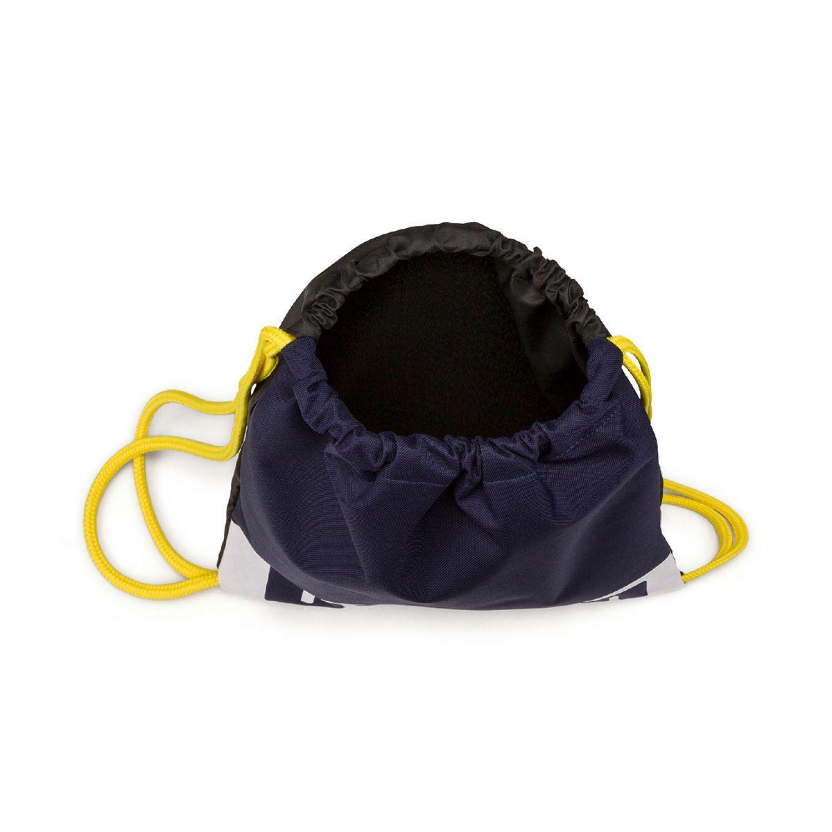 Sacola Puma Deck Gym - Azul e amarelo