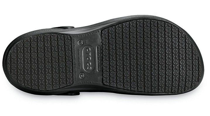 Sandália Crocs Bistro Black