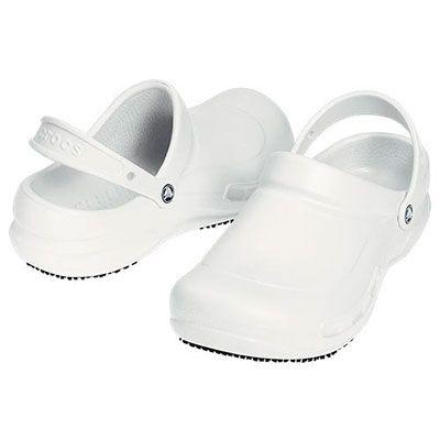 Sandália Crocs Bistro White