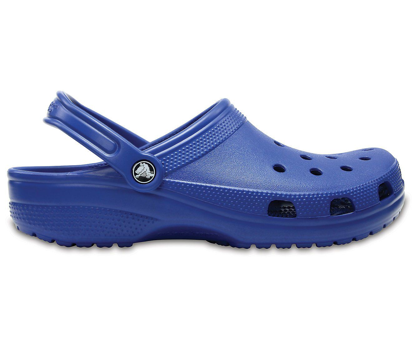 Sandália Crocs Classic Adulto Blue Jean - Original