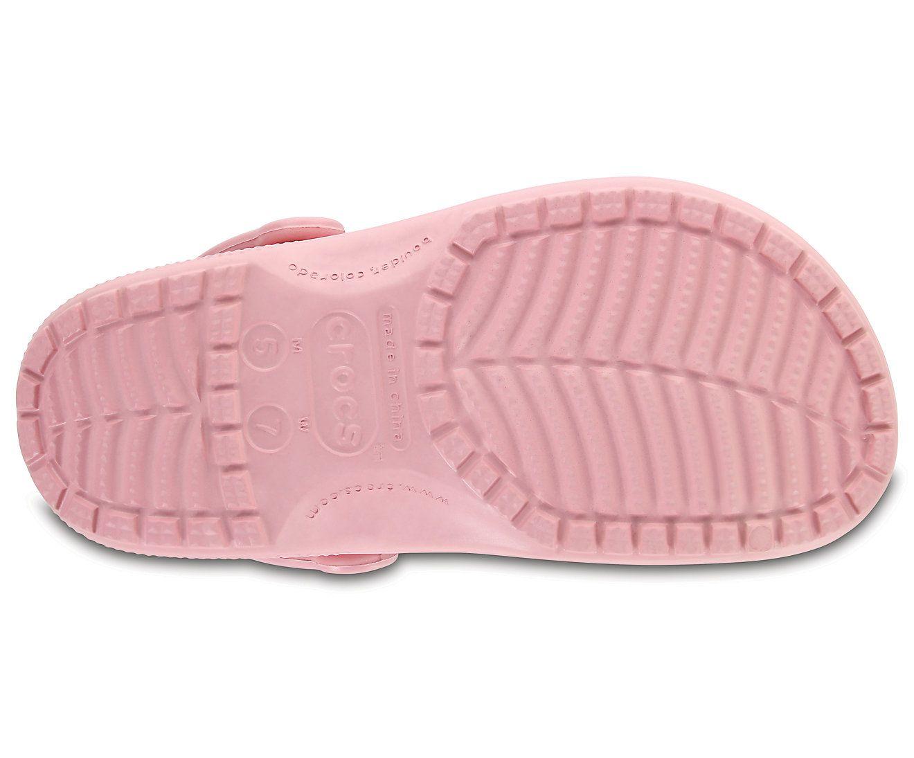 Sandália Crocs Classic Graphic Clog / Cashmere Rose + Nfe
