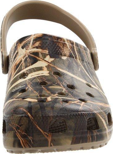 Sandália Crocs Classic Realtree Max-4 Hd - Adulto