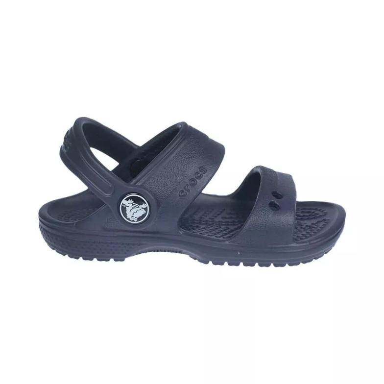Sandálinha Crocs Classic Sandal Infantil - Navy - Titanes Esportes d698fcd673