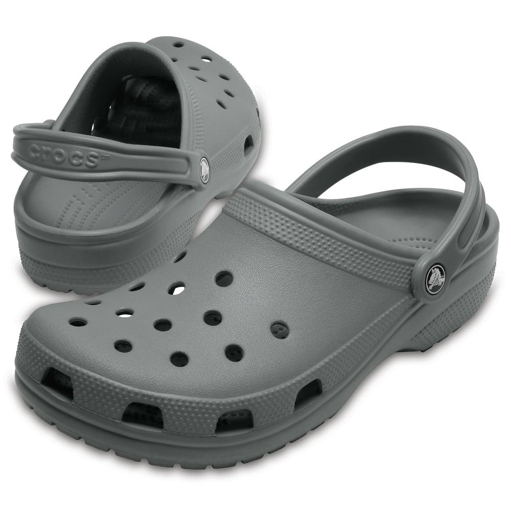 7058d92c0 Sandália Crocs Classic Slate Grey - Titanes Esportes