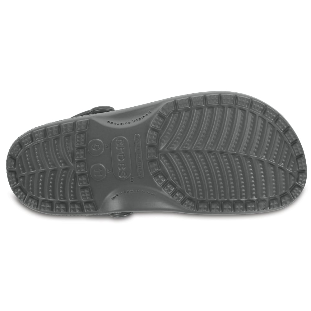 Sandália Crocs Classic Slate Grey
