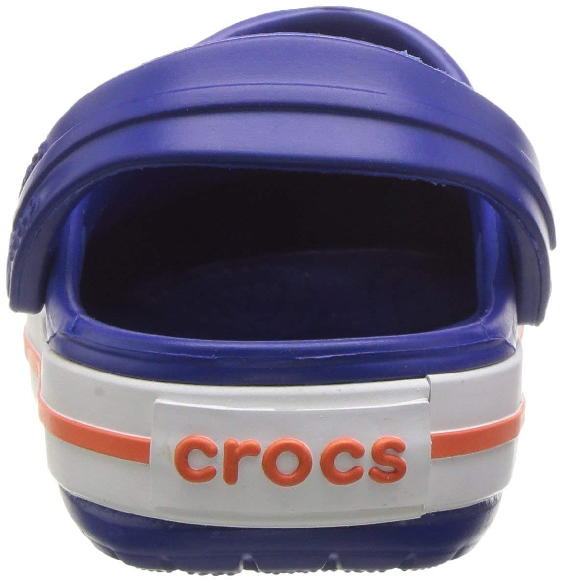Sandália Crocs Crocband Cerulean Blue Infantil - Original