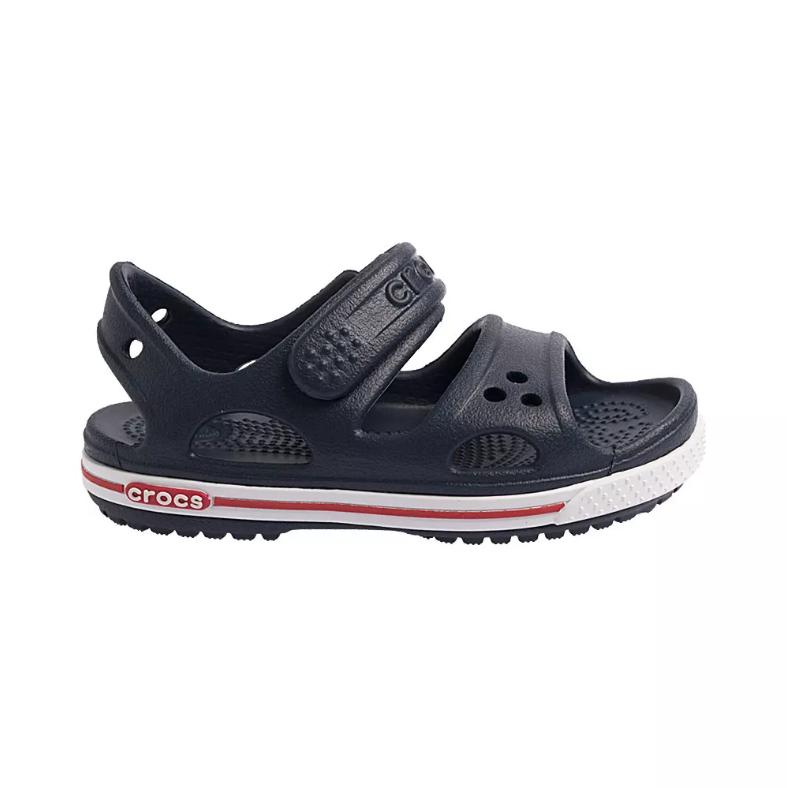 Sandália Crocs Crocband II Sandal Infantil - Navy - Titanes Esportes e03d75c062