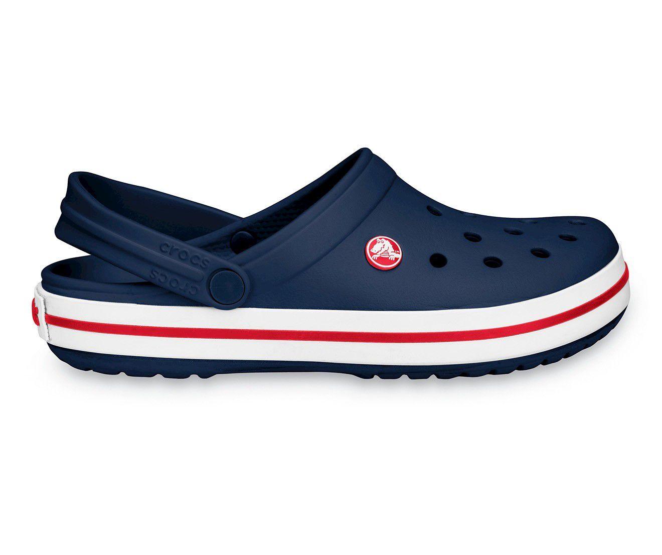 Sandália Crocs Crocband Infantil Navy