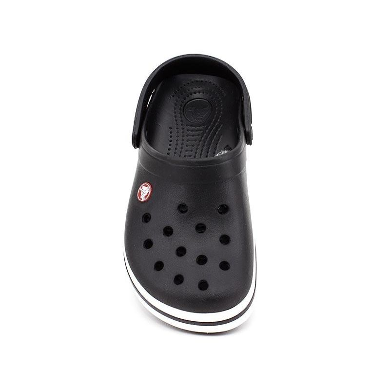 Sandália Crocs Crocband Infantil Preto