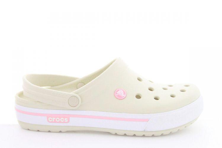 Sandália Crocs Crocband Infantil Stucco Melon 2 Clog