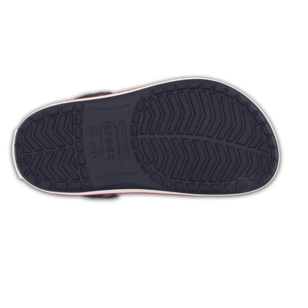 Sandália Crocs Infantil Crocband - Navy