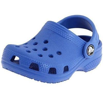 Sandália Crocs Littles Sea Blue Infantil