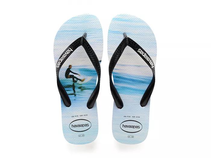 Sandália Havaiana Hype Surf Azul