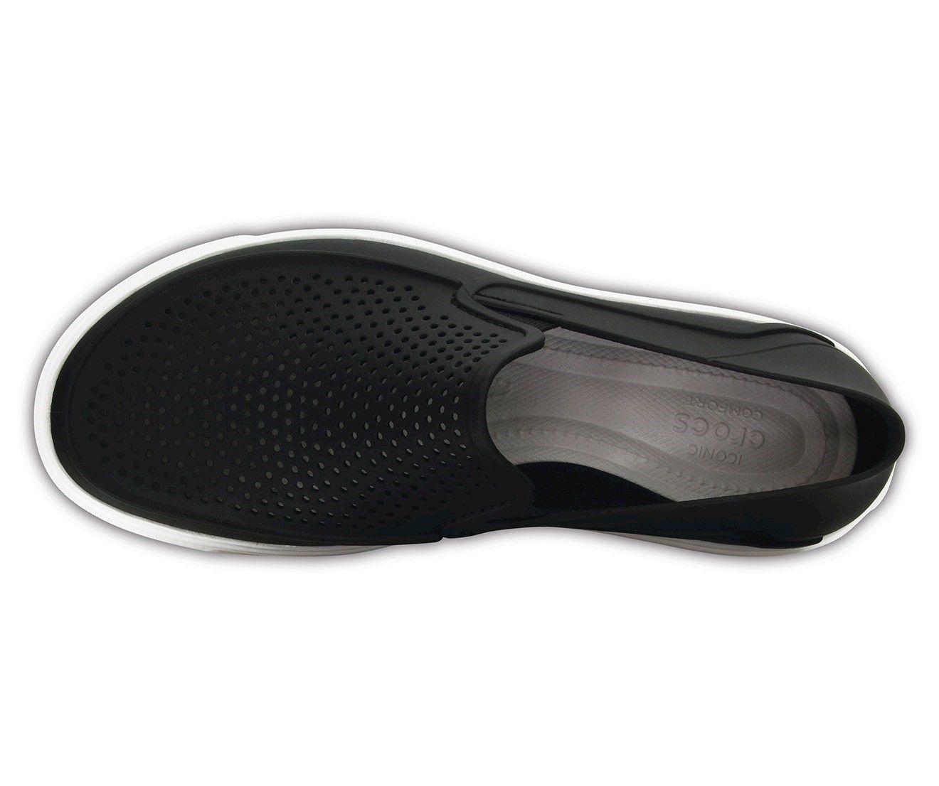 Sapato Crocs Masculino Citilane Roka Original - Black