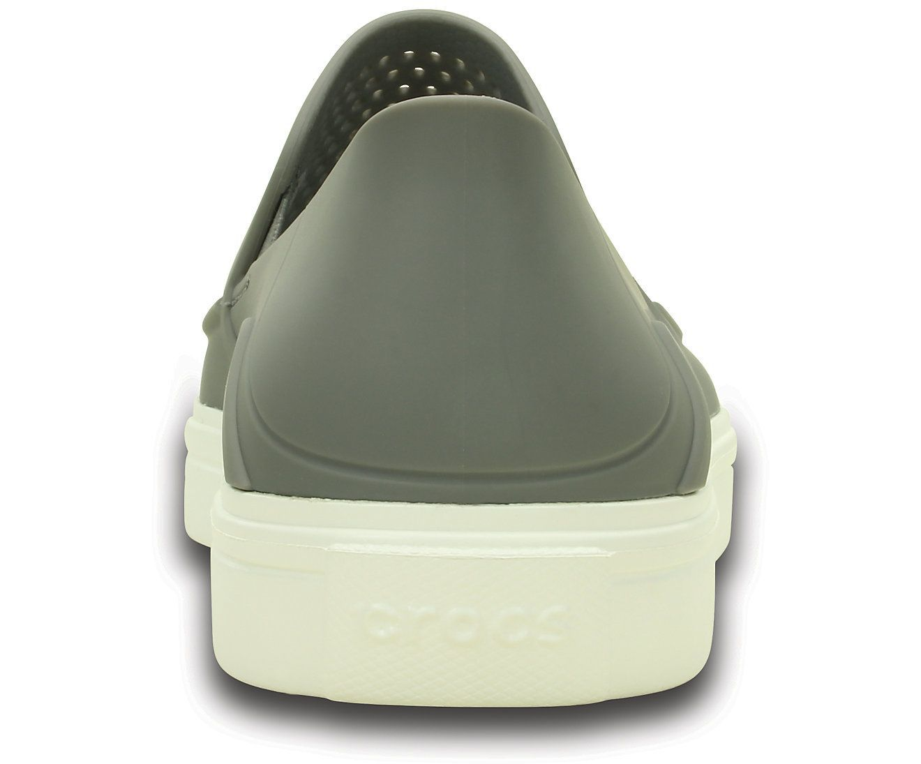Sapato Crocs Masculino Citilane Roka Original - Smoke