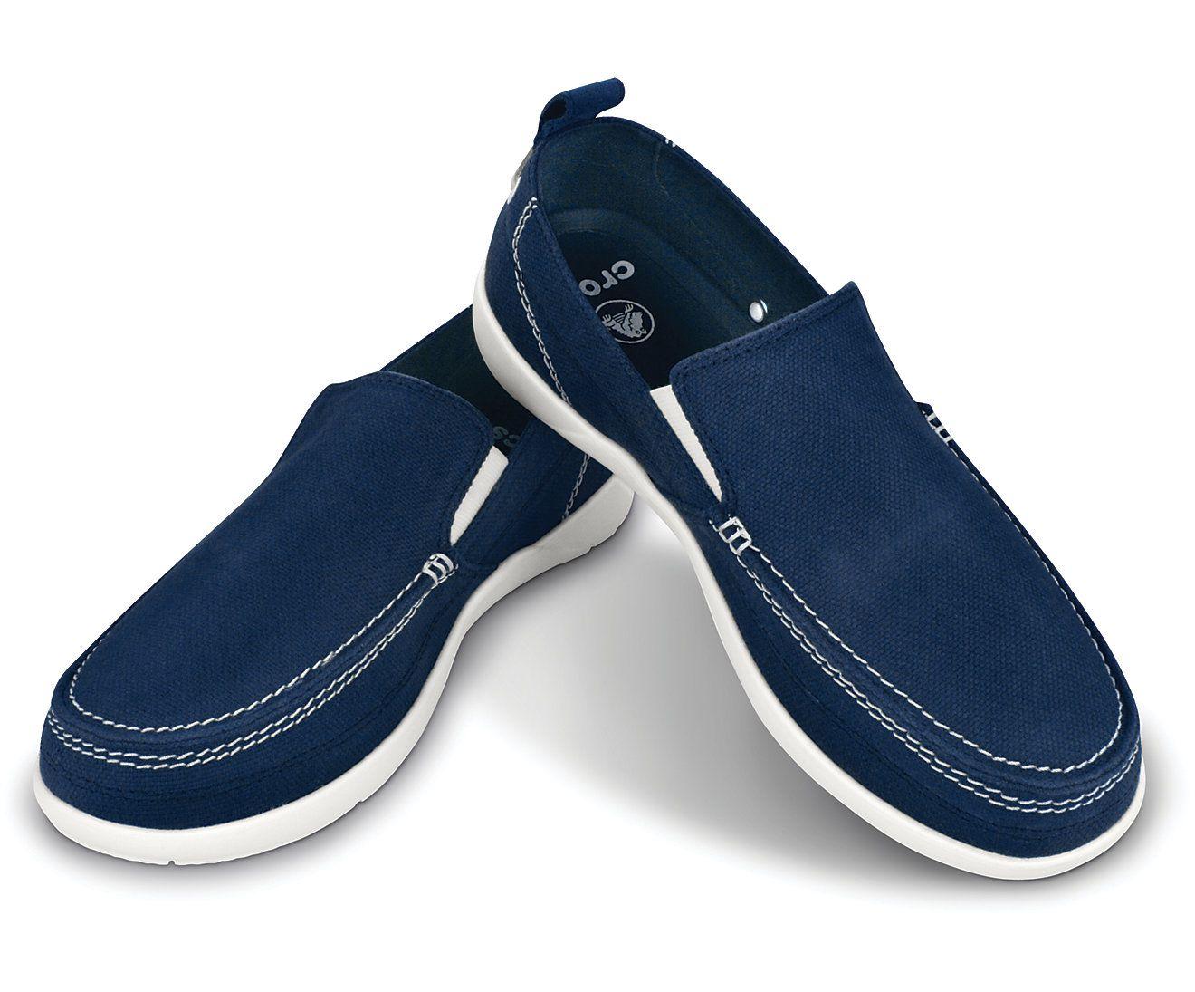 84106b571 Sapato Crocs Masculino Walu Men - Navy - Titanes Esportes