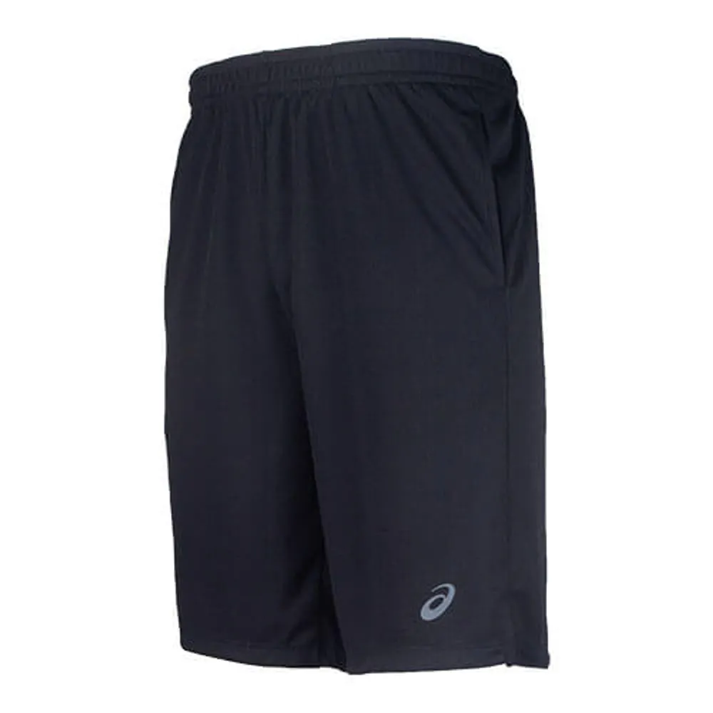 Short Asics Masculino Training Gym 10IN - Preto - Original